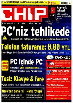 CHIP Dergisi Nisan 2006