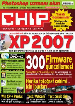 CHIP Dergisi Temmuz 2006