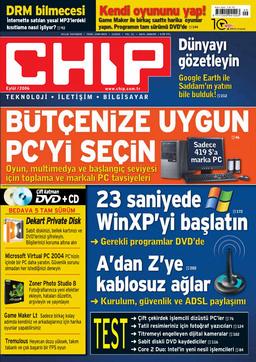 CHIP Dergisi Eylül 2006