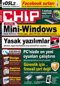 CHIP Dergisi Kasım 2007