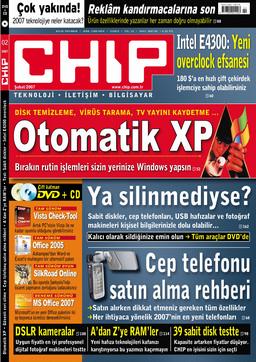 CHIP Dergisi Şubat 2007