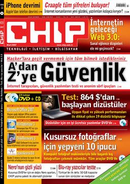 CHIP Dergisi Mart 2007