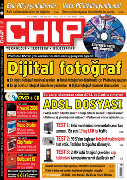 CHIP Dergisi Haziran 2007