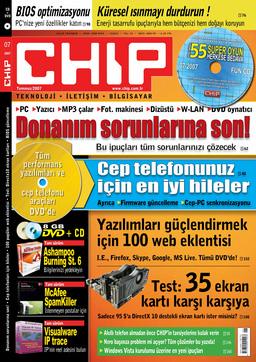 CHIP Dergisi Temmuz 2007