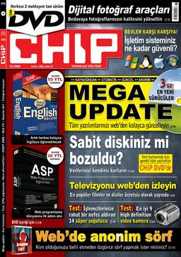 CHIP Dergisi Mart 2008