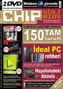 CHIP Dergisi Nisan 2008