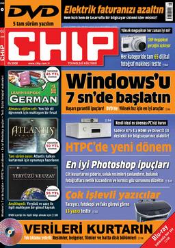 CHIP Dergisi Mayıs 2008