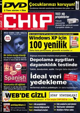 CHIP Dergisi Haziran 2008