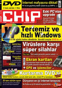 CHIP Dergisi Temmuz 2008