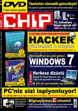 CHIP Dergisi Eylül 2008