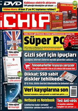 CHIP Dergisi Kasım 2009