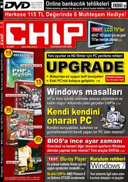 CHIP Dergisi Şubat 2009