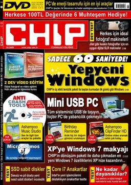 CHIP Dergisi Mayıs 2009