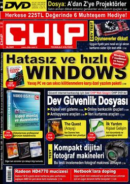 CHIP Dergisi Haziran 2009