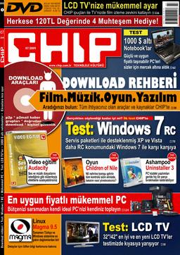 CHIP Dergisi Temmuz 2009