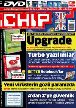 CHIP Dergisi Eylül 2009