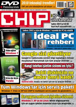 CHIP Dergisi 2010