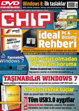 CHIP Dergisi Ekim 2010