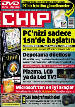 CHIP Dergisi Şubat 2010
