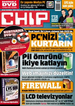 CHIP Dergisi Mayıs 2010