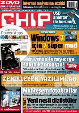 CHIP Dergisi Temmuz 2010