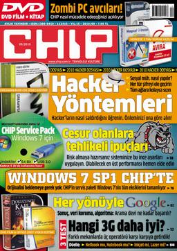 CHIP Dergisi Eylül 2010