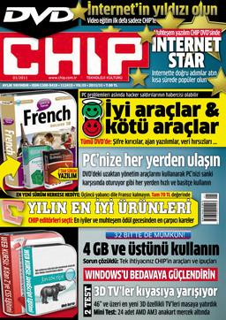 CHIP Dergisi 2011