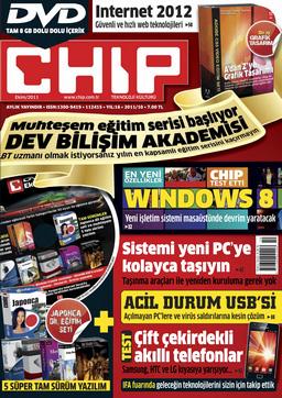 CHIP Dergisi Ekim 2011