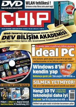 CHIP Dergisi Kasım 2011