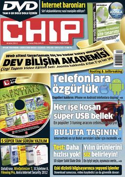 CHIP Dergisi Aralık 2011
