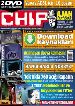CHIP Dergisi Şubat 2011