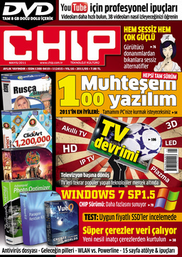 CHIP Dergisi Mayıs 2011