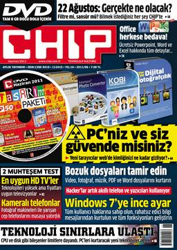 CHIP Dergisi Haziran 2011