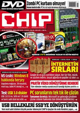 CHIP Dergisi Temmuz 2011