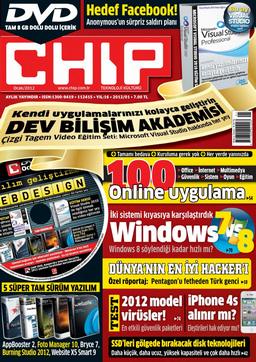 CHIP Dergisi Ocak 2012