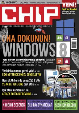 CHIP Dergisi Nisan 2012