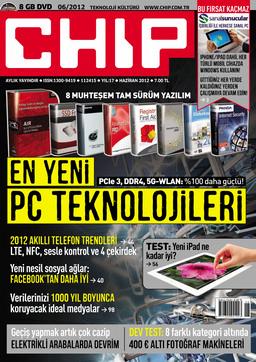 CHIP Dergisi Haziran 2012