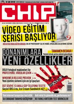CHIP Dergisi Temmuz 2012