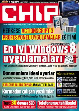 CHIP Dergisi 2013