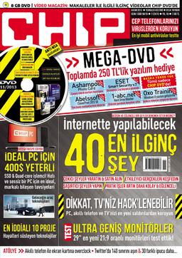 CHIP Dergisi Kasım 2013