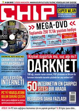 CHIP Dergisi Ocak 2014