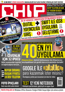 CHIP Dergisi Kasım 2014