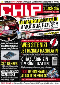 CHIP Dergisi Haziran 2014