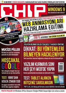 CHIP Dergisi Temmuz 2014