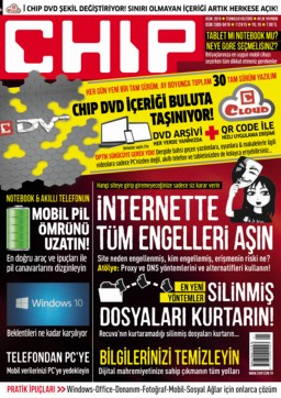 CHIP Dergisi 2015