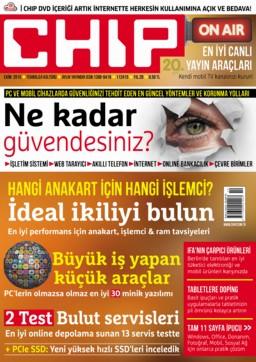 CHIP Dergisi Ekim 2015