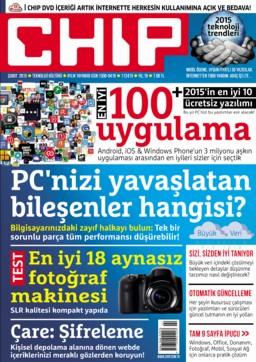 CHIP Dergisi Şubat 2015