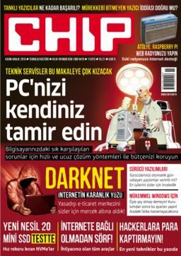 CHIP Dergisi Kasım 2016
