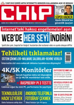 CHIP Dergisi Haziran 2016